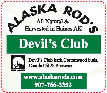 Devil's Club Lip Balm