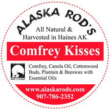 comfrey kisses tub
