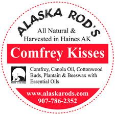 comfrey kisses tub