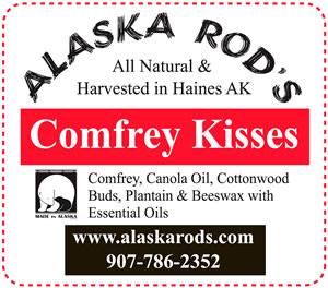 Comfrey Kisses tube