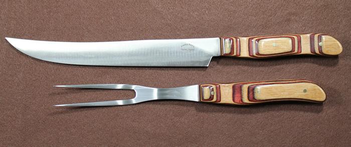 long carver & fork