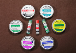 Alaska Rods salves